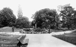 The Arboretum 1896, Derby