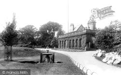 The Arboretum Arcade 1896, Derby
