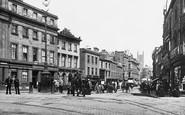 Derby, the Cornmarket 1896