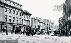 The Cornmarket 1896, Derby