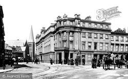 Victoria Street 1896, Derby