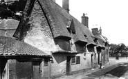 East Dereham, Bishop Bonner's Cottage 1898