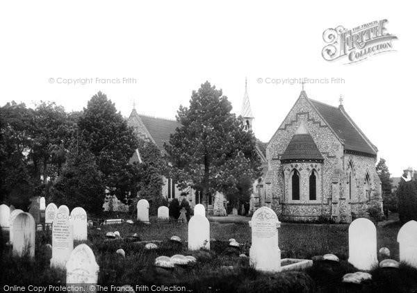 Photo of Dereham, Cemetery 1901