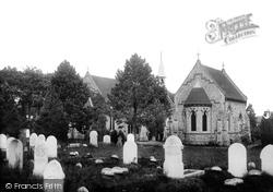 Cemetery 1901, Dereham