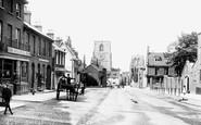 East Dereham, Church Street 1893