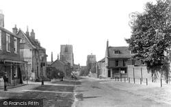 Church Street 1898, Dereham