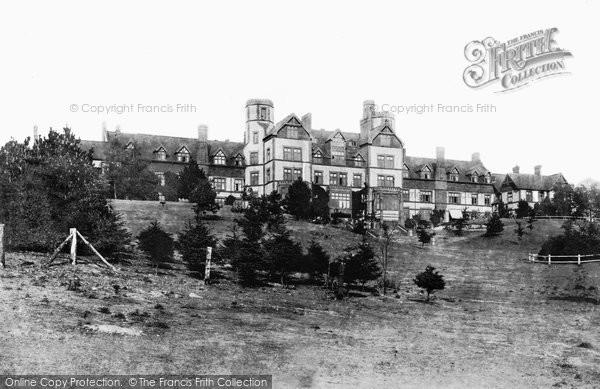 East Dereham, County Schools 1893