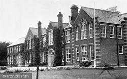 Girls High School c.1955, Dereham