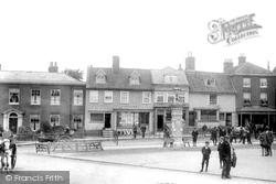 Market Place 1901, Dereham
