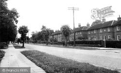 Norwich Road c.1955, Dereham