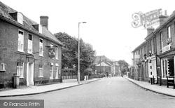Norwich Street c.1955, Dereham