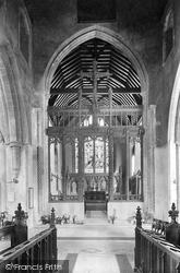 Parish Church, War Memorial Screen 1922, Dereham