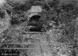 St Withburga's Well c.1955, Dereham