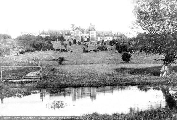 Photo of Dereham, The County Schools 1893