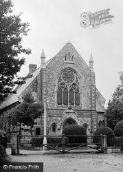 Trinity Methodist Church c.1955, Dereham