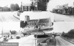 Dersingham, Composite c.1965