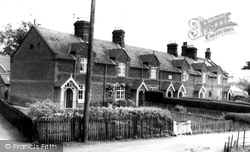 Hawthorn Cottages c.1965, Dersingham
