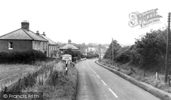 Manor Road c.1965, Dersingham