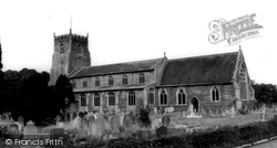 St Nicholas Church c.1965, Dersingham