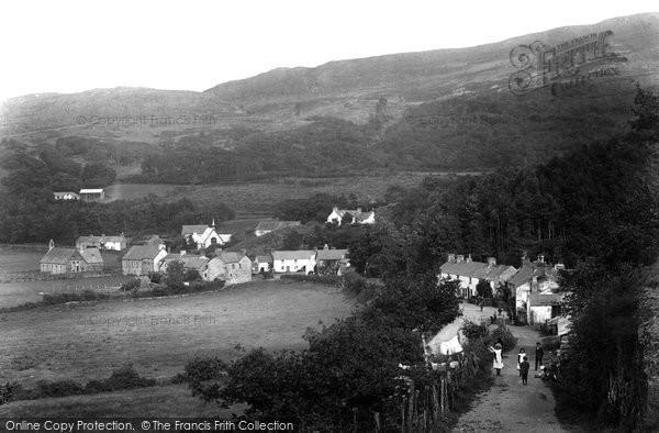 Photo of Derwenlas, 1901