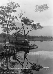 At Portinscale c.1960, Derwent Water