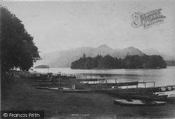 Boat Station 1895, Derwent Water