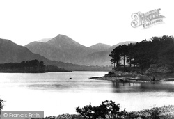 Broom Point 1895, Derwent Water