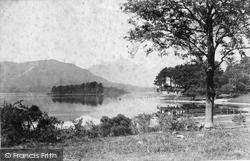 c.1880, Derwent Water