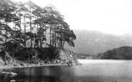 Derwent Water, Friar's Crag 1893