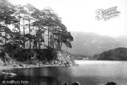 Friar's Crag 1893, Derwent Water