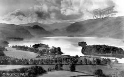 From Castle Hill 1906, Derwent Water