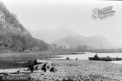 Lodore, The Echo Cannon 1889, Derwent Water
