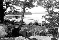 The Boat Station 1889, Derwent Water