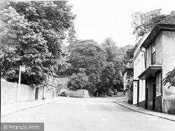 Detling, The Street c.1955