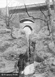 c.1880, Devil's Bridge