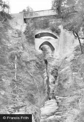 c.1890, Devil's Bridge