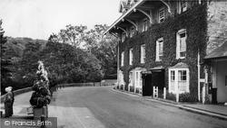 Hafod Arms Hotel c.1960, Devil's Bridge
