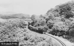 Devil's Bridge, Rheidol Valley Railway c.1960