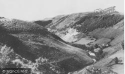 The Rheidol Valley c.1960, Devil's Bridge