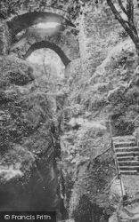Devils Bridge, 1892