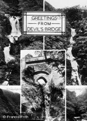 Devils Bridge, Composite c.1955