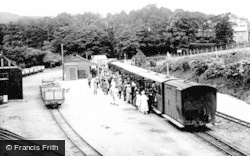 Devils Bridge, Devil's Bridge Station, Vale Of Rheidol Railway c.1931