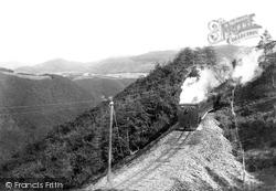 Devils Bridge, Rheidol Railway 1906
