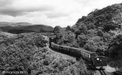 Devils Bridge, Rheidol Valley Railway c.1960