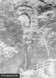 Devils Bridge, The Bridges c.1955