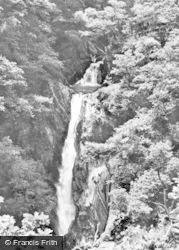 Devils Bridge, The Falls c.1955