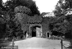 Devizes, Castle, The Gatehouse 1898