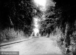 Devizes, Dunkirk Hill 1903