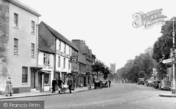 Devizes, Estcourt Street c.1955