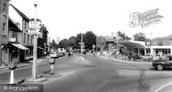 Devizes, Estcourt Street c.1960